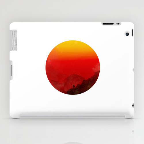 iPad sosiety6 ソサエティ6 iPadcase アイパッドケース In the end, the sun rises