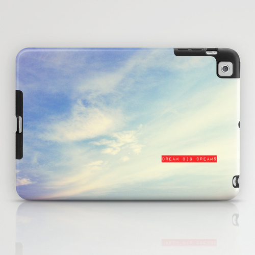 iPad mini sosiety6 ソサエティ6 iPadcase mini アイパッドミニケース Dream Big Dreams