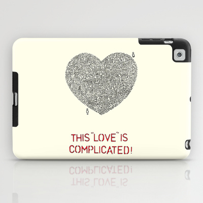 iPad mini sosiety6 ソサエティ6 iPadcase mini アイパッドミニケース  Complicated