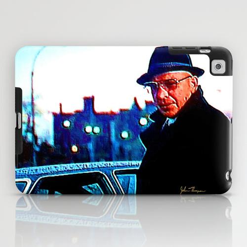 iPad mini sosiety6 ソサエティ6 iPadcase mini アイパッドミニケース Who loves Ya Baby