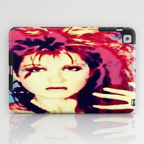 iPad mini sosiety6 ソサエティ6 iPadcase mini アイパッドミニケース Cyndi Lauper