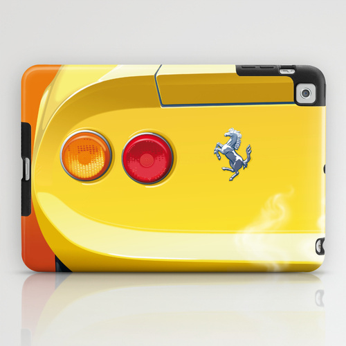iPad mini sosiety6 ソサエティ6 iPadcase mini アイパッドミニケース Ferrari Dino 246GT from 1970