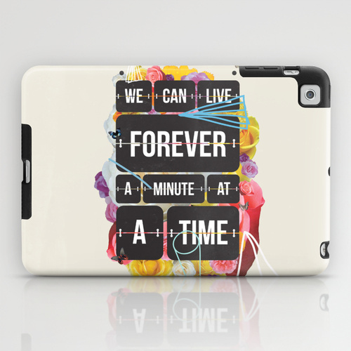iPad mini sosiety6 ソサエティ6 iPadcase mini アイパッドミニケース Time of Your Life