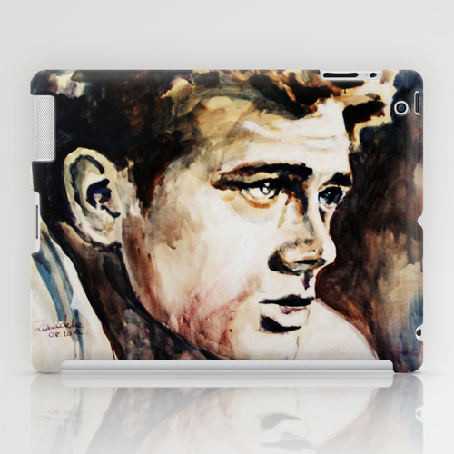 iPad sosiety6 ソサエティ6 iPadcase アイパッドケース James Dean by Marta Zawadzka
