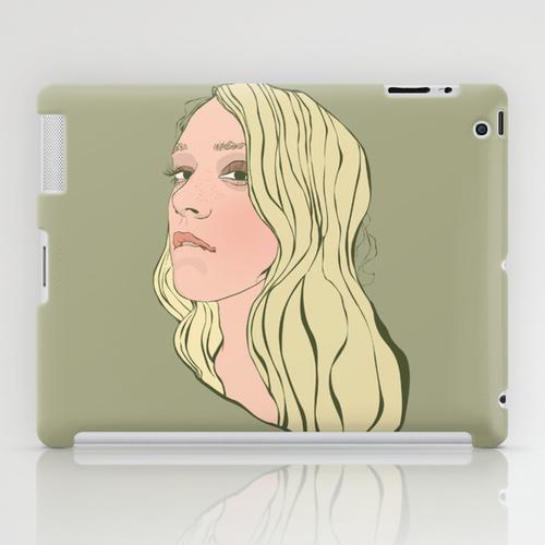 iPad ソサエティ6 iPadcase アイパッドケース  Chloe Sevigny