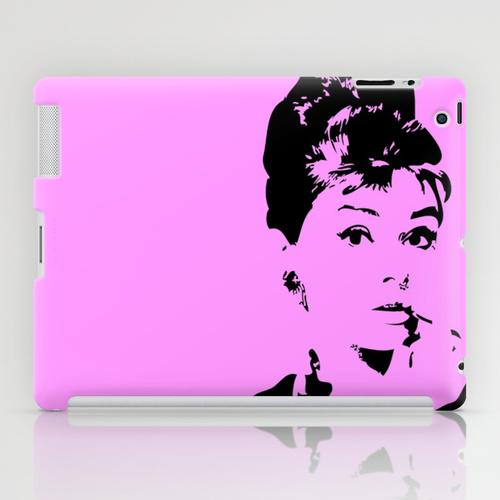 iPad sosiety6 ソサエティ6 iPadcase アイパッドケース Audrey Hepburn
