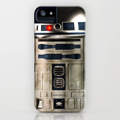 iPhone 5 sosiety6 ソサエティー6 iPhone5ケース/R2-D2