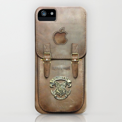 iPhone 5 sosiety6 ソサエティー6 iPhone5ケース/I-Hogwarts ....Bag Iphone case (alumni wizards only)