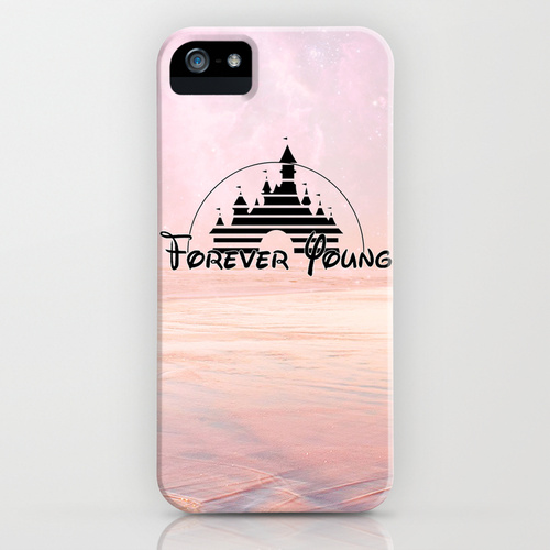 iPhone 5 sosiety6 ソサエティー6 iPhone5ケース/Disney forever young