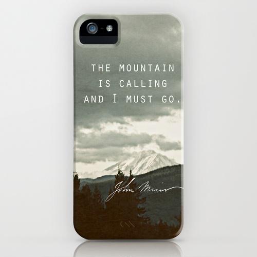iPhone 5 sosiety6 ソサエティー6 iPhone5ケース/Muir: Mountain