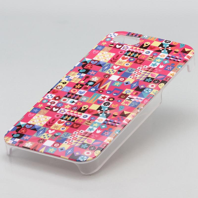 iPhone 5 ThreeBeans iPhone5 ケース アイフォン5専用ハードケースカバー  ファニーキュート