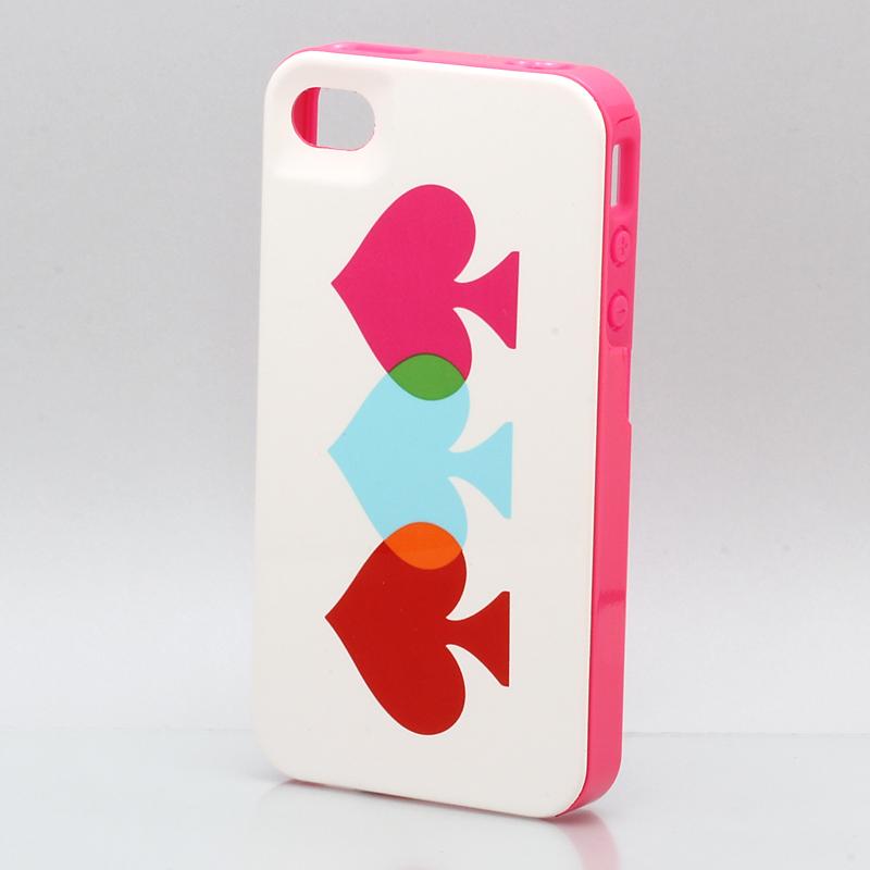 iPhone 4/4S KateSpade ケイトスペード iPhone ケース  /トリプルスペード