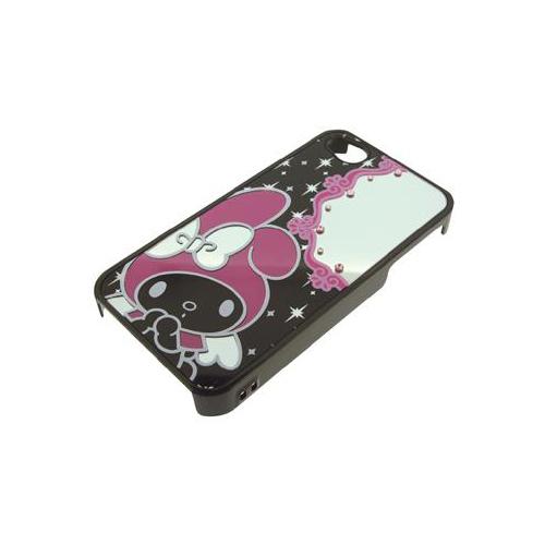 2145bfa652 iPhone 4/4S iDress™ マイメロディ ミラージュエリーカバー iPhone4S/4対応 エンジェル
