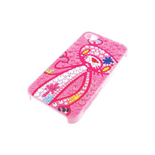 iPhone 4/4S iDress™  ピンクパンサー×チャックス ジュエリーケース iPhone4S/4対応 ピンク