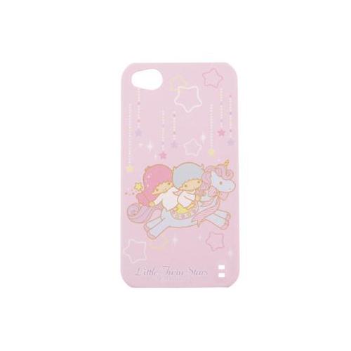 18d8c59bdb iPhone 4/4S iDress™ リトルツインスターズ バックカバー iPhone4S/4対応 ピンク