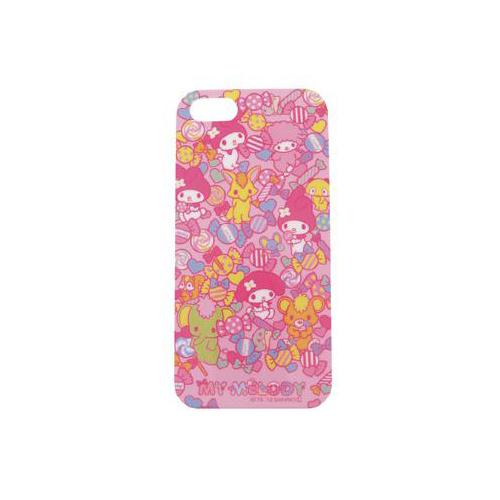 iPhone 5 iDress™ iPhone5対応 マイメロディバックカバー キャンディ